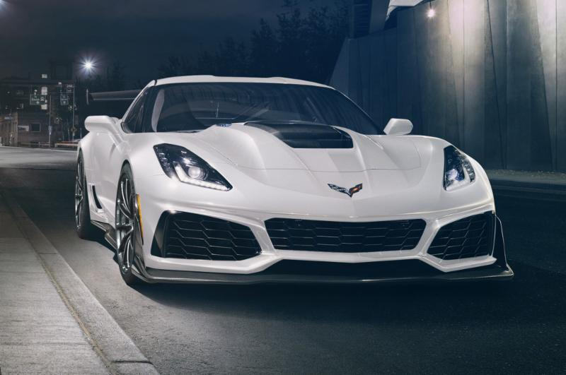 850 - 1200 HP to be offered for 2019 ZR1 Corvette