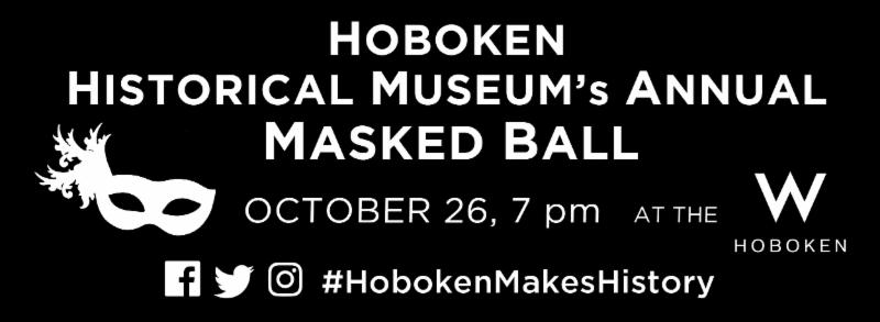 Hoboken's Masked Ball, Oct. 26