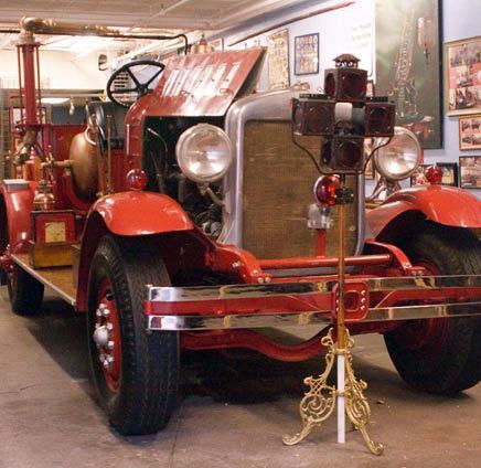 Hoboken Fire Dept. Museum, 213 Bloomfield St.