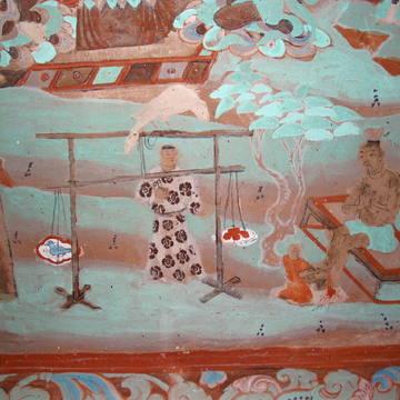 Buddhist Art-Mogao Caves