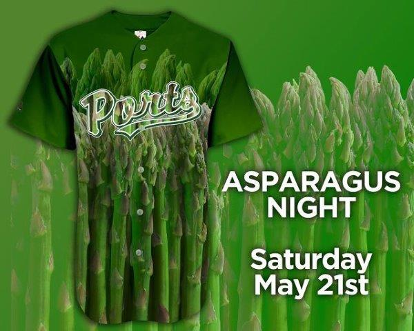 Asparagus Night