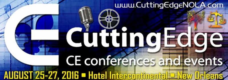 Cutting Edge CE 2016 logo