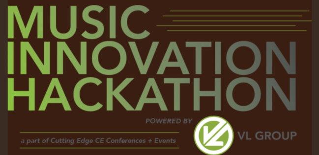 Cutting Edge Music Innovation Hackathon