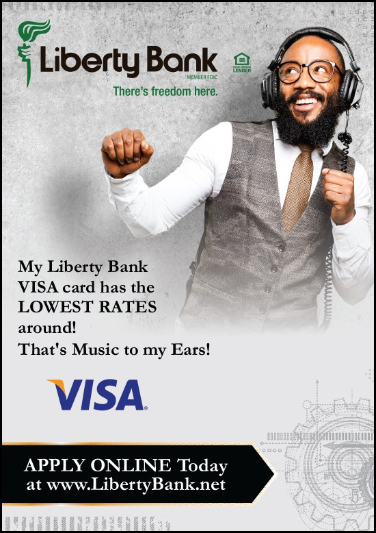 Liberty Bank - Lowest Rates Visa