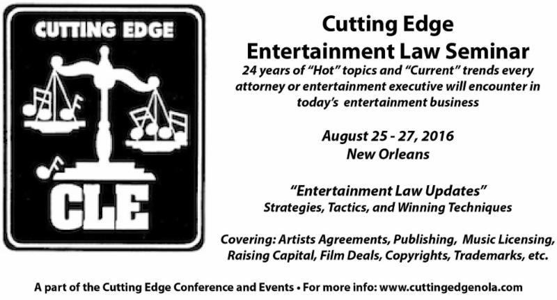 Cutting Edge - 2016 CLE