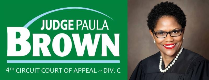 Judge Paula Brown - 4th Circuit Court of Appeal