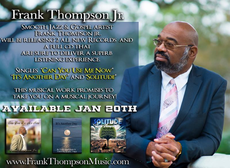 Frank Thompson, Jr. CD Release