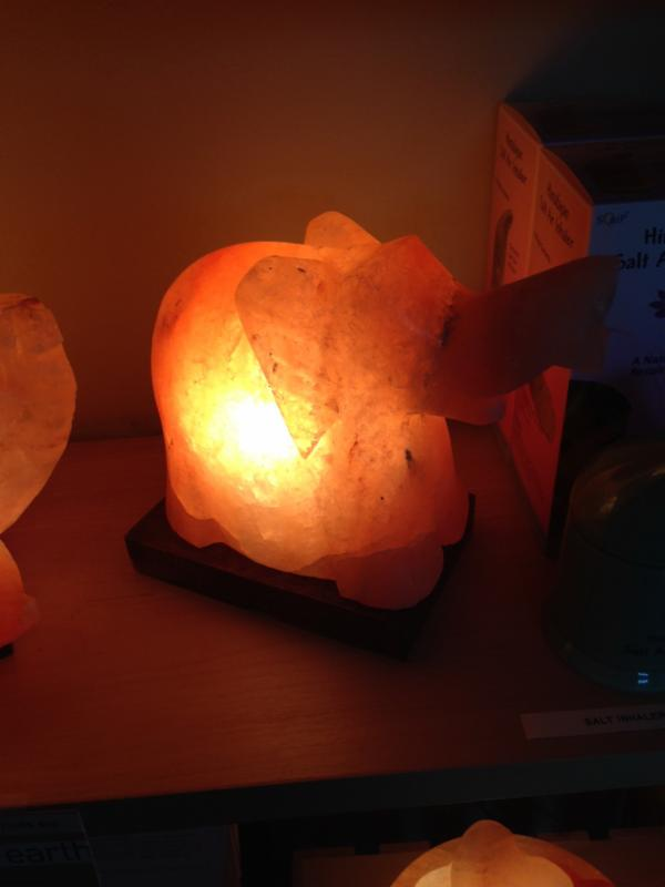 Znz Salt Lamps : Salt lamps are for lovers..............