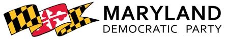 Logo for MD Dem. Party