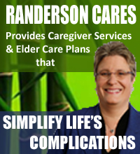 Randerson Cares Display Ad