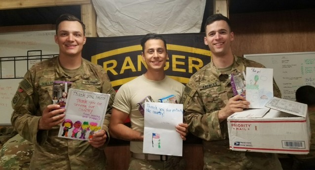 Our troops are so grateful!