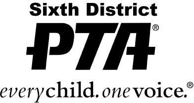 Sixth District PTA Logo
