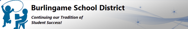 Burlingame School District Logo