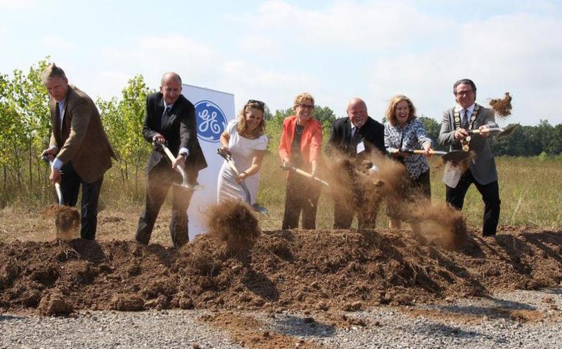 Wynne announces GE Plant