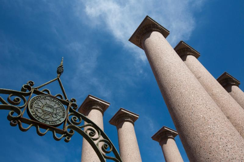 Nebraska columns