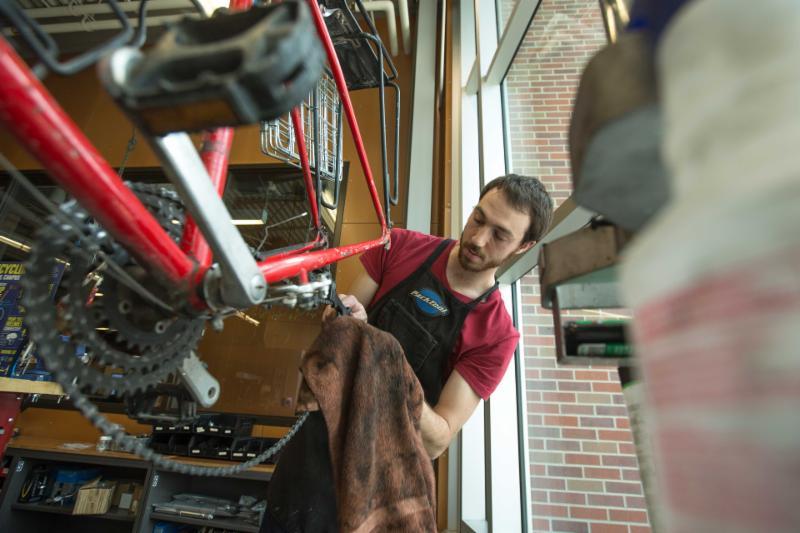 Campus Rec Bike Shop