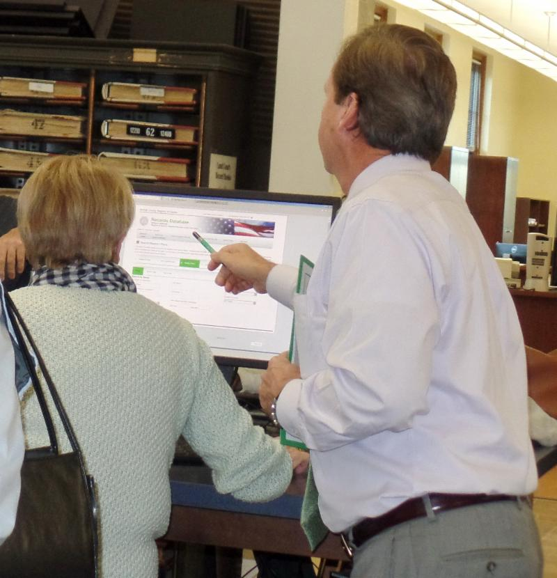 Norfolk County Register of Deeds William P. O'Donnell to Host Free Computer Seminar ~ Oct. 23