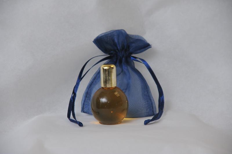 Parfum 1/2 oz blue bag
