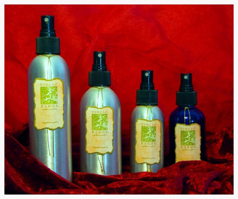 Dry Body Oil - Red