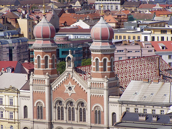 European synagogue