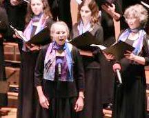 Kiddush sung by Louise Treitman