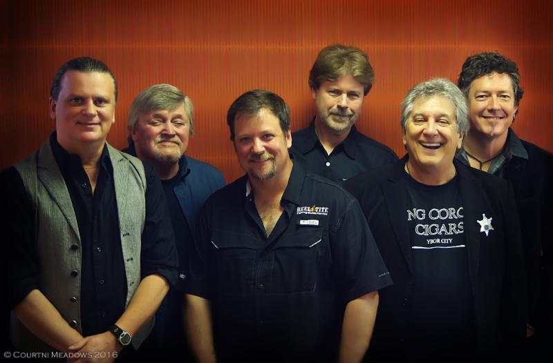 The Atlanta Rhythm Section performs at Harborfest in Norfolk