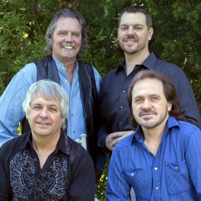 Pure Prairie League performs at Harborfest in Norfolk