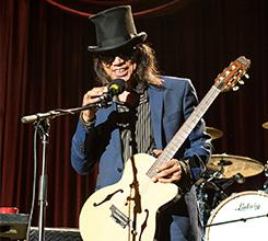 Singer-Songwriter Rodriguez @ Peace Center Concert Hall | Greenville | South Carolina | United States