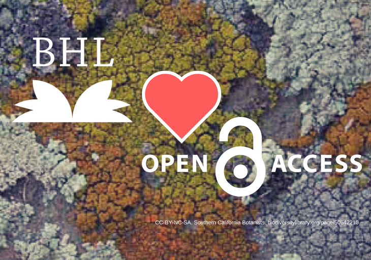 BHL loves open access