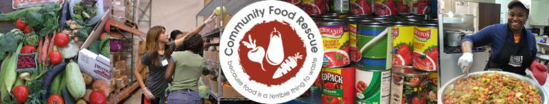 Community Food Rescue: Feed More, Waste Less