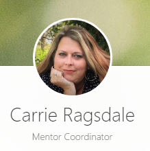 Carrie Ragsdale, Mentor Coordinator Photo