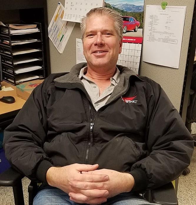 Image of employee Dave Olson