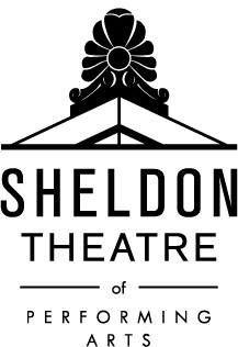 Logo of the Sheldon Theatre of Performing Arts