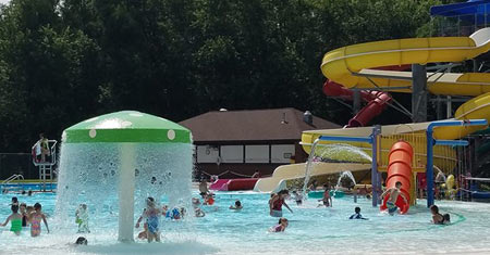 picture of the red wing water park