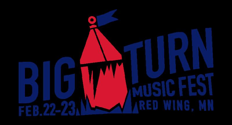 2019 Logo of the Big Turn Music Festival