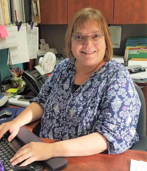 Picture of HRA employee Jennifer Cook