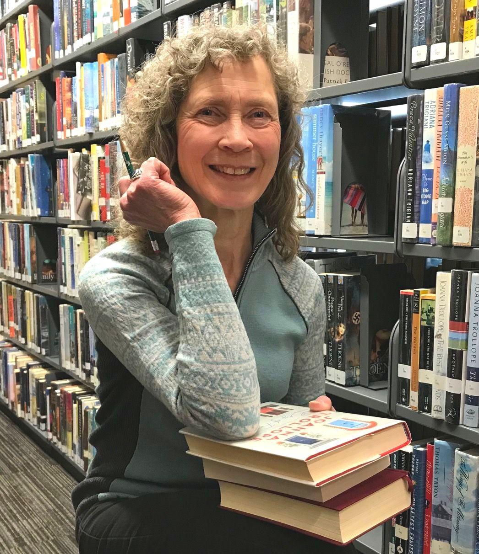 2020 photo of Janet Brandt