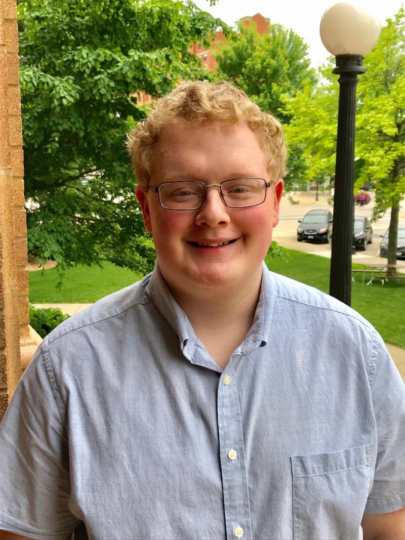 Photo of Marshall Laidlaw