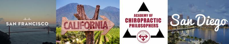 Academy of Chiropractic Philosophers in California