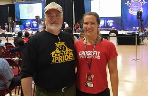 Dr. Greg Stetzel and Danielle Stetzel