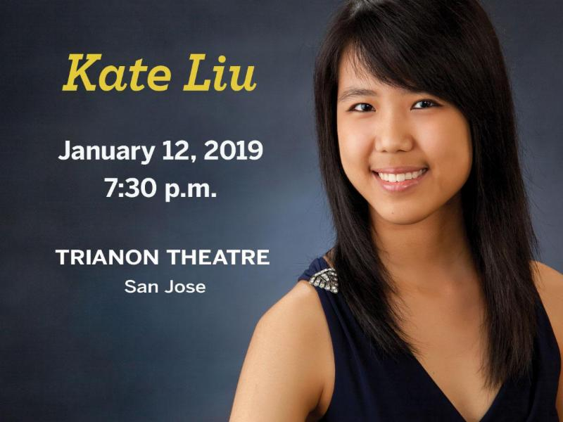 Kate Liu - Voted Fan Favorite at Chopin Competition