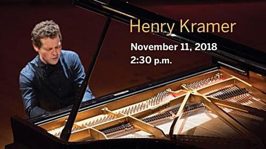 Henry Kramer in concert