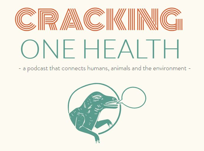 Cracking One Health podcast logo