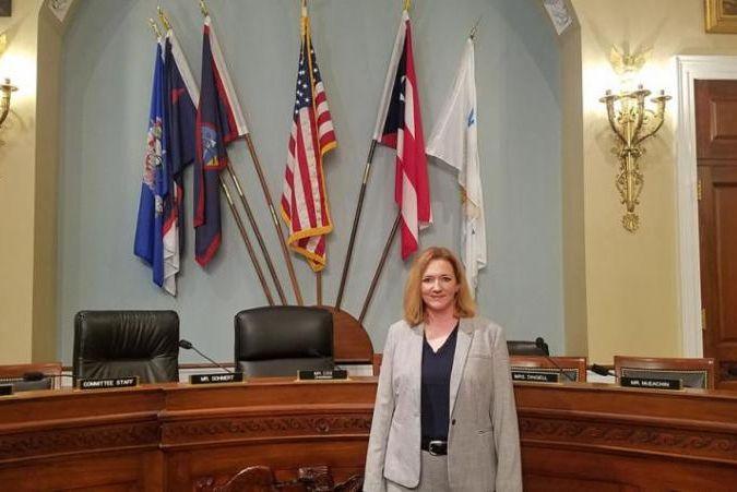 Krysten Schuler at U.S. House of Representatives