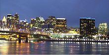 Cityscape Cincinnati