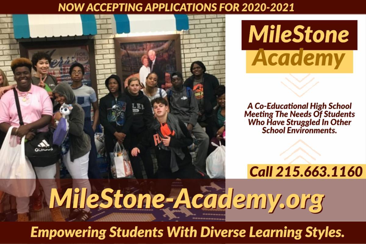 MileStone Academy Jenkintown Philadelphia PA Enroll