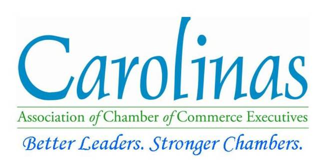 Carolinas Association of Chamber of Commerce Executives - Logo - Better Leaders. Stronger Chambers.