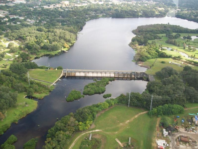 Tampa dam