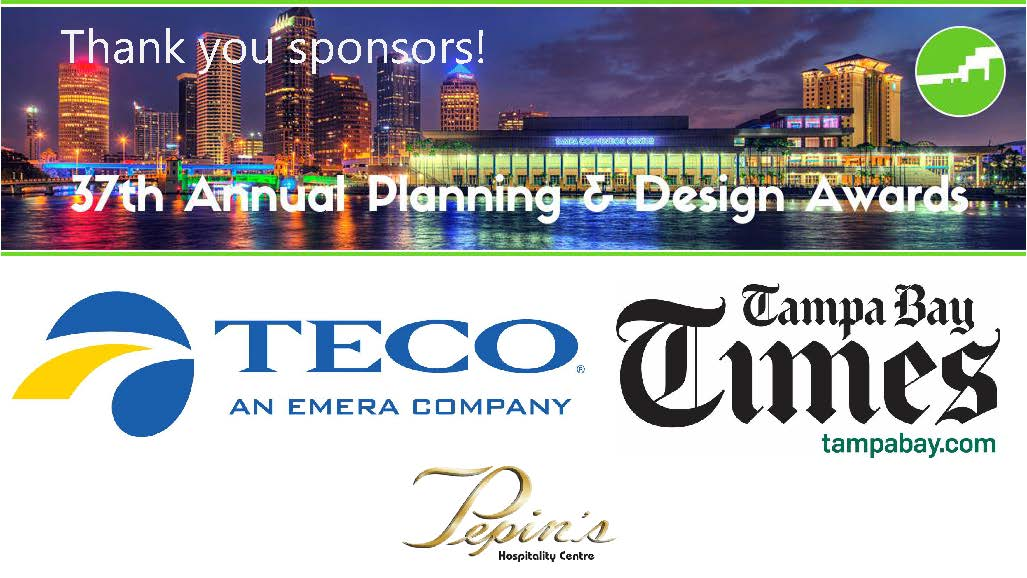 Thank you sponsors_ TECO_ Tampa Bay Times and TPepin_s Hospitality Centre.