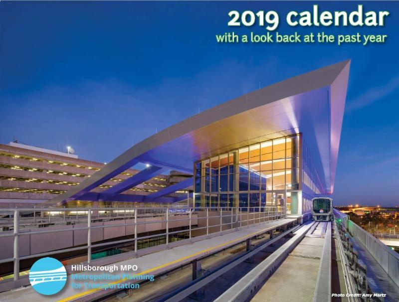 2019 MPO Calendar cover